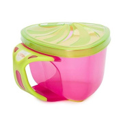 Vital Baby No More Mess Trap A Snack, Pink