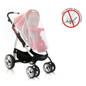 Universal Mosquito Net Cover For Prams and Pushchairs