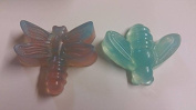 2x dragonflies made to order colour will vary from picture sls and fragrance free suitable for sensitive skin