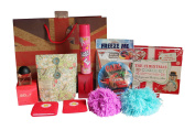 Value Christmas Stocking Fillers Bundle 6 Items + Gift Bag