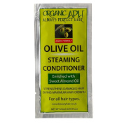 12pack of APH Steaming Conditioner with pure Olive Oil Sachet 12x20ml