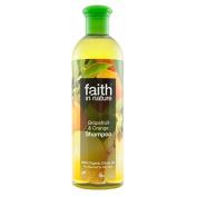 Faith in Nature Grapefruit & Orange Shampoo 400ml