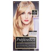L'Oreal Paris Preference 8 California Mid Blonde