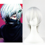 Short Men's Cosplay Wigs Universal Cosply Wig
