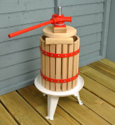 6 Litre Fruit and Apple Cider Press by Fallen Fruits
