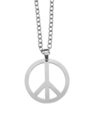 One Man Show - Necklace steel - 75 cm - 3170654.0