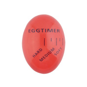 MORESAVE Magic Changing Egg Timer Time Kitchen Gadget Cook Boil Eggs Thermometer