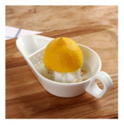 Citrus Squeeze Manual Juicer with Strainer for Kitchen Lemon Fruit