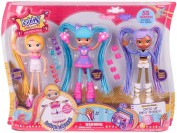 Betty Spaghetty BET02000 Deluxe Mix and Match Toy