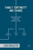 Family Continuity and Change