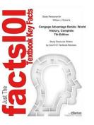 Cengage Advantage Books, World History, Complete