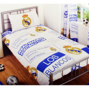 Single Duvet Set - Real Madrid