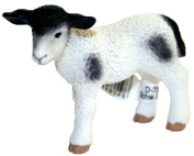 Schleich 82814 - Lamb speckled - Farm-Life special edition