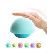 Bestfire Tumbler Mushroom Design Colourful Night Light Touch Sensor Dimmable LED Nightlights with Softlight,Stronglight and 7 Colourful Light Best Gift for Baby Room, Bedroom, Nursery, Outdoor