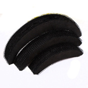 Popular 3Pcs Women Girl Hair Bump Bun Maker Style Accessories Tool