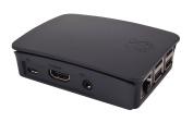 Raspberry Pi 3 Case - Black/Grey