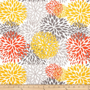 Premier Prints Indoor/Outdoor Bloom Fabric By The Yard