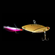 Tonsee® New Outdoor Fishing Fly Fish Bait Sequined Tail Bionic Simulation Lure