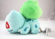 Pokemon 13cm Bulbasaur Soft Plush Stuffed Doll Toy