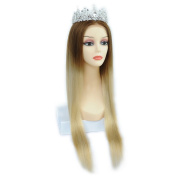 7A 150 Density Ombre Straight Human Hair Lace Front Wigs Brazilian Human Hair Wigs Full Lace Wigs For Black Women