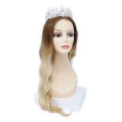 7A 150 Density Brazilian Ombre Wave Human Hair Lace Front Wigs Human Hair Wigs Full Lace Wigs For Black Women