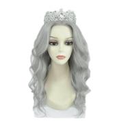 7A 150 Density Brazilian Grey Wave Wigs Human Hair Lace Front Wigs Human Hair Wigs Full Lace Wigs Straight Hair For Woman