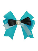 Little Mermaid Ariel Ribbon Bow