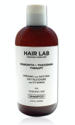 Hair Lab Shampoo for Hair Loss Hair Regrowth and Thinning Hair. Organic Ingredients. DHT Blockers, Caffeine, Argan Oil. Suitable for All Hair Types. Sulphate-Free.
