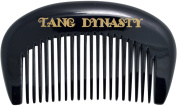TANG DYNASTY® No Static 100% Handmade Natural Fine Pocket Ox Horn Comb With Gift Box 051