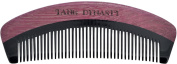 TANG DYNASTY® No Static 100% Handmade Natural Violet Wood OX Horn comb With Gift Box 039