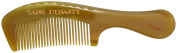 TANG DYNASTY® No Static 100% Handmade Natural Fine Handle Ox Horn Comb With Gift Box 001