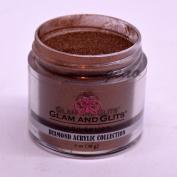 Glam Glits Acrylic Powder 30ml Latte DAC86