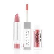 Skinn Cosmetics Twin Set Collagen Boost Lipstick & Wet Lips Gloss - Shade