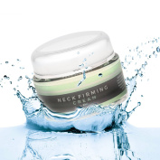 Neck Firming Cream for Wrinkles, Sagging Skin, and Decollete Care