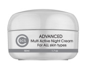 CSCS Multi Active Night Cream for ALL skin types