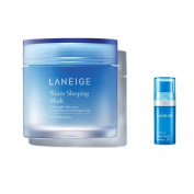 [Laneige] Water Sleeping Mask 2.37oz(70ml) +Water Bank Essence_EX 0.34oz
