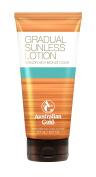 Australian Gold Gradual Sunless Tanning Lotion 177ml Car