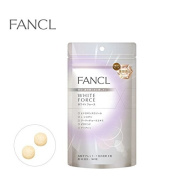 FANCL White Force, Brand-New Whitening Supplement, Daily care for the sheer beauty, 30days x 1 packs [Ship From Japan]