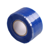 Soledi Waterproof Silicone Repair Tape Bonding Rescue Self Fusing Tape -60 C to 260 C Blue