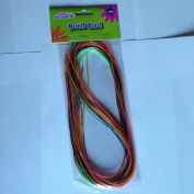 Braid Cords Pk of 15 Various colours