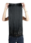 SGH Straight Clip-in Hair Extension with 5 Clips