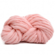 Zituop Super Chunky Roving Big Yarn for Hand Knitting Crochet, 250g, 8.8 Ounze