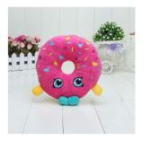 Shopkins Plush Toy Mini Muffin Cookie Doughnut Lipsticks Chocolate Plushed Dolls