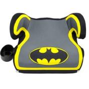 KidsEmbrace Fun-Ride Backless Booster Car Seat | Shoulder Belt Positioning Clip - Batman