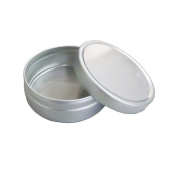 10g Small Aluminium Empty Box Cans Jar Containers For Oil Concentrate Extracts Wax Lip Balm Comfrey Cream Honey Pack of 10pcs