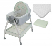 Dream Suite Bassinet with Mattress Pad & Sheet