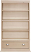 Franklin & Ben Mason Bookcase, Distressed White