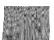 Zen Creative Designs® Premium Cotton Hounds Tooth Print Curtain Panel / Home Window Decor / Window Treatments / Hounds Tooth/ Pattern / Decorative