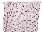 Zen Creative Designs® Premium Cotton Small Polka Dot Curtain Panel / Home Window Decor / Window Treatments / Small / Dots / Spots