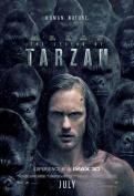 Legend of Tarzan The BD UV [Blu-ray] [Region B] [Blu-ray]